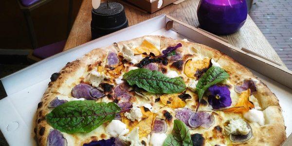 Tijd voor een pizza-avond? Mastino V is de eerste 100% vegan en glutenvrije pizzeria in Amsterdam.