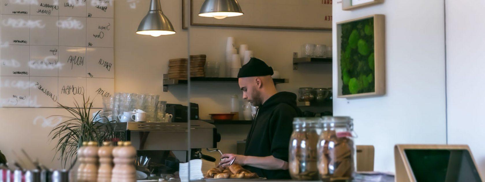 Niet alleen is de koffie hier heerlijk, probeer ook de pancakes bij Butchers Coffee voor ontbijt of lunch!