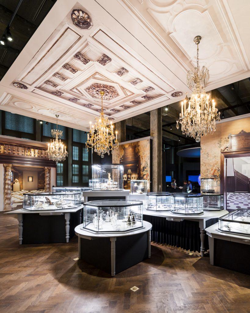 Een museum volledig gewijd de diamant. Bij he Diamantmuseum in Antwerpen kom je alles te weten over deze edelsteen.