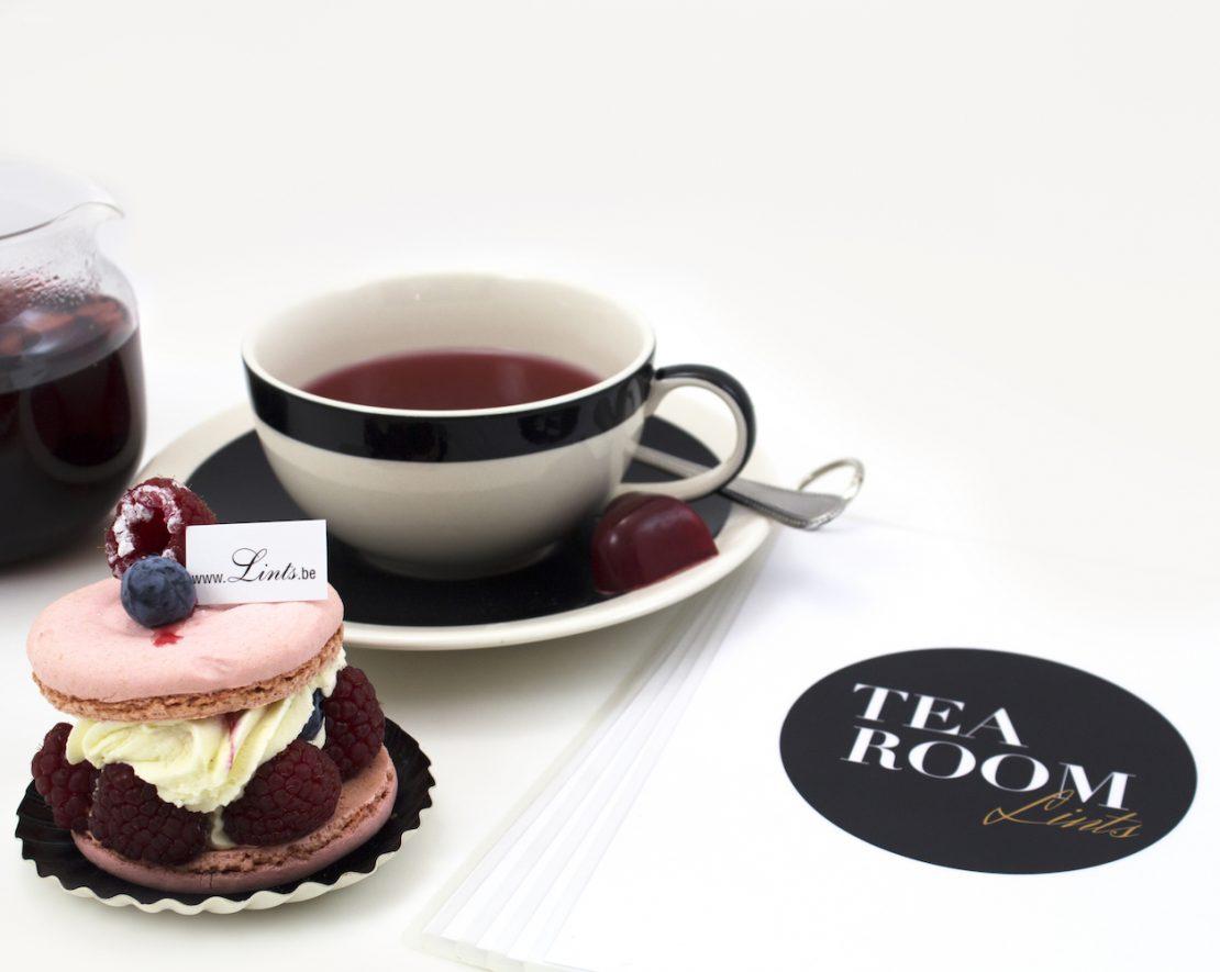 De heerlijkste gebakjes maken ze bij Patisserie Lints, die tevens een eigen Tearoom hebben! Dit betekent allemaal lekkers uit de patisserie, mini broodjes, chocolaatjes en koffie of thee.