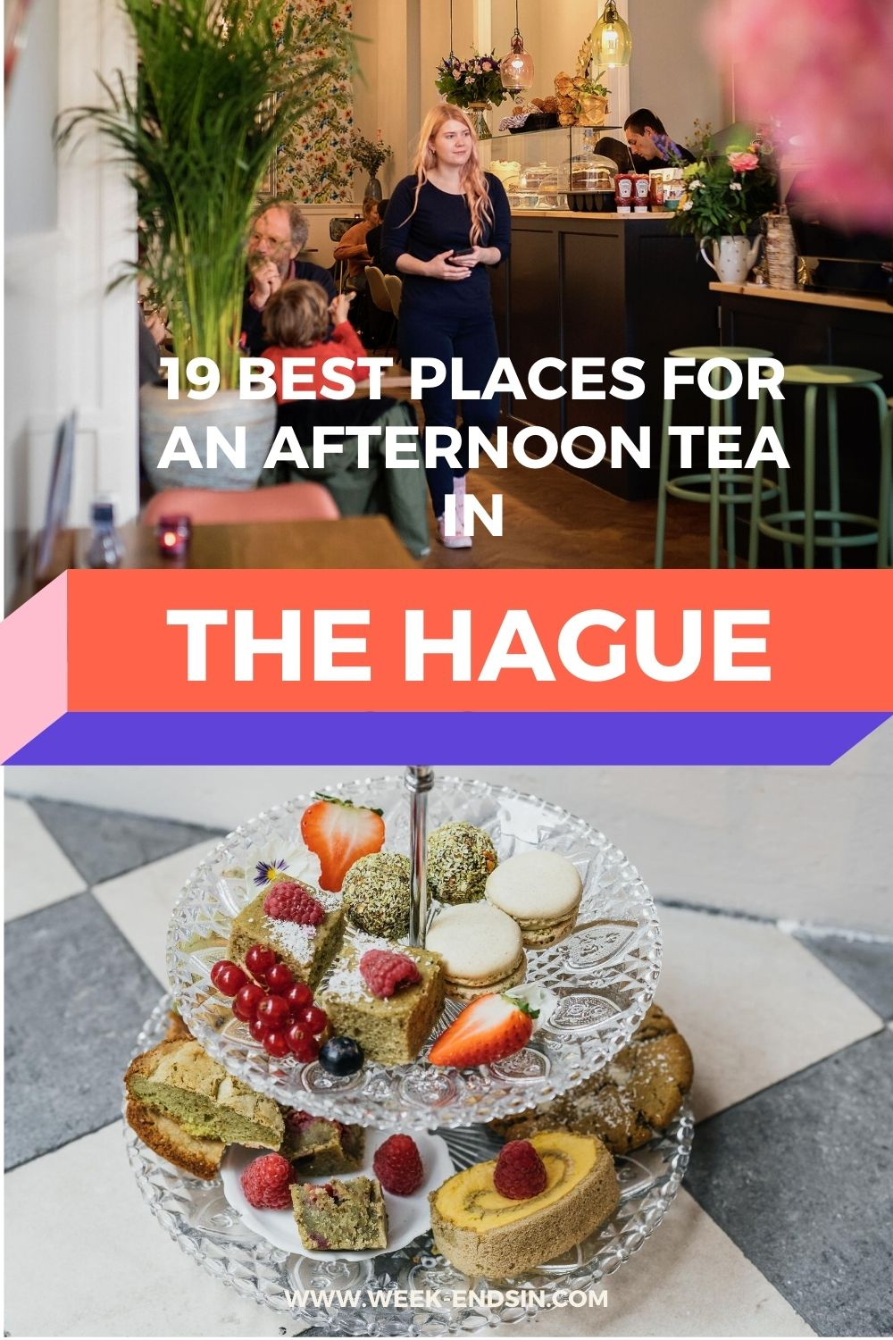 Looking for a delicious afternoon tea in The Hague? From classic English afternoon teas to unique afternoon teas with a twist. Read them here!