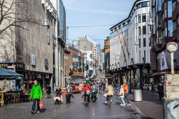 Ontdek het centrum van Den Haag, vol met leuke winkels, bezienswaardigheden en restaurants.